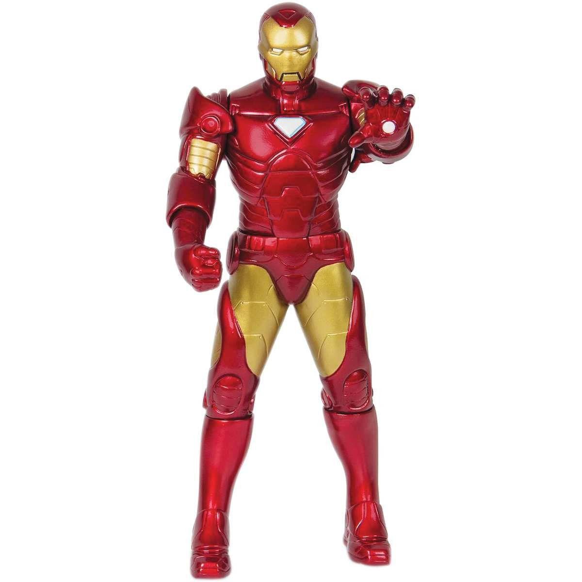Boneco Homem de Ferro Marvel Comics 45 Cm - Mimo