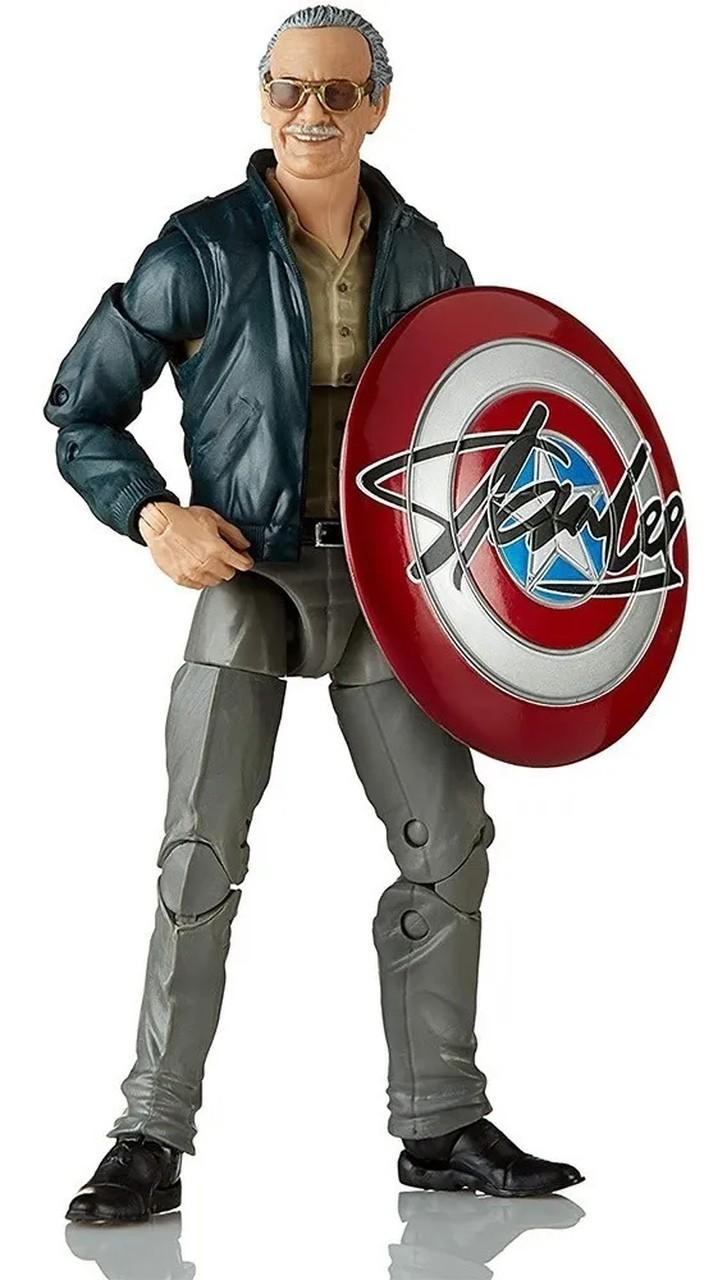 Boneco Marvel Legends Stan Lee Colecionável - Hasbro E9658