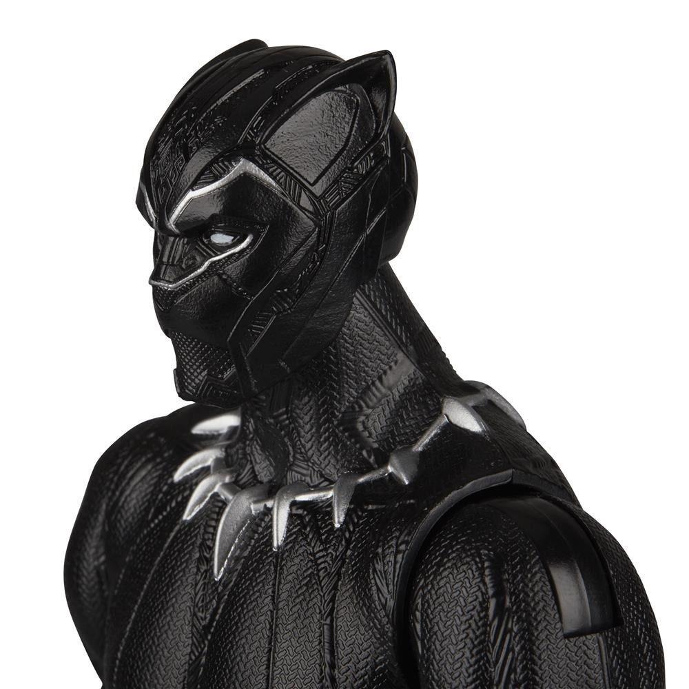 Boneco Pantera Negra Vingadores Ultimato Power Fx - Hasbro