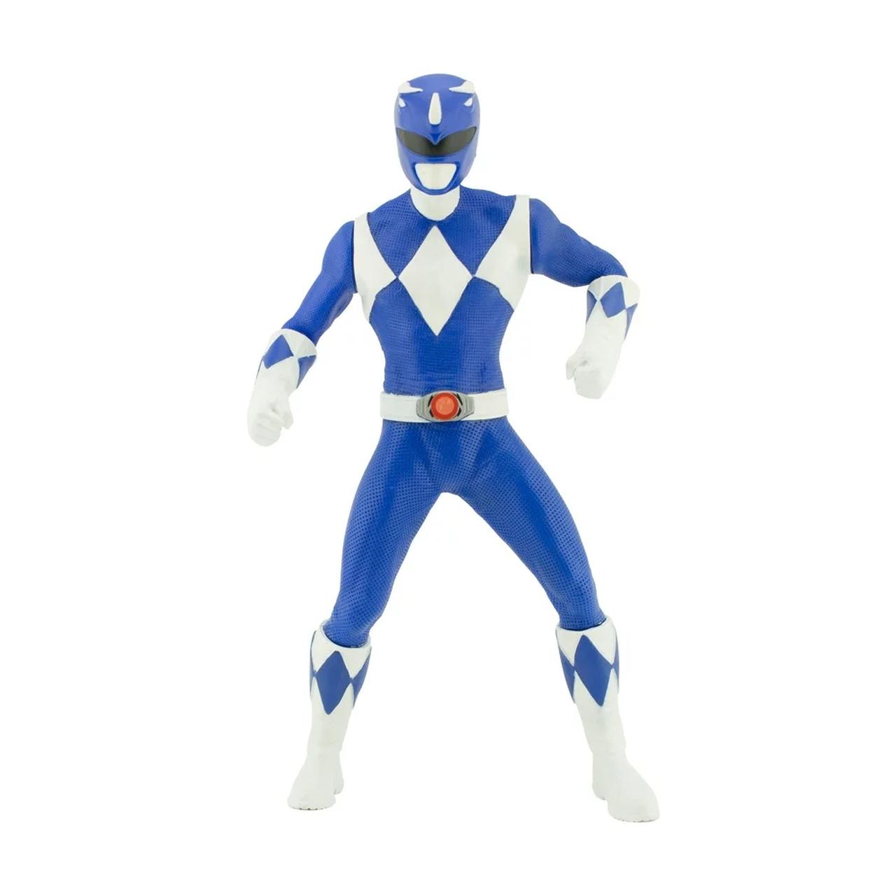Boneco Power Rangers Gigante 40cm Ranger Azul - Mimo