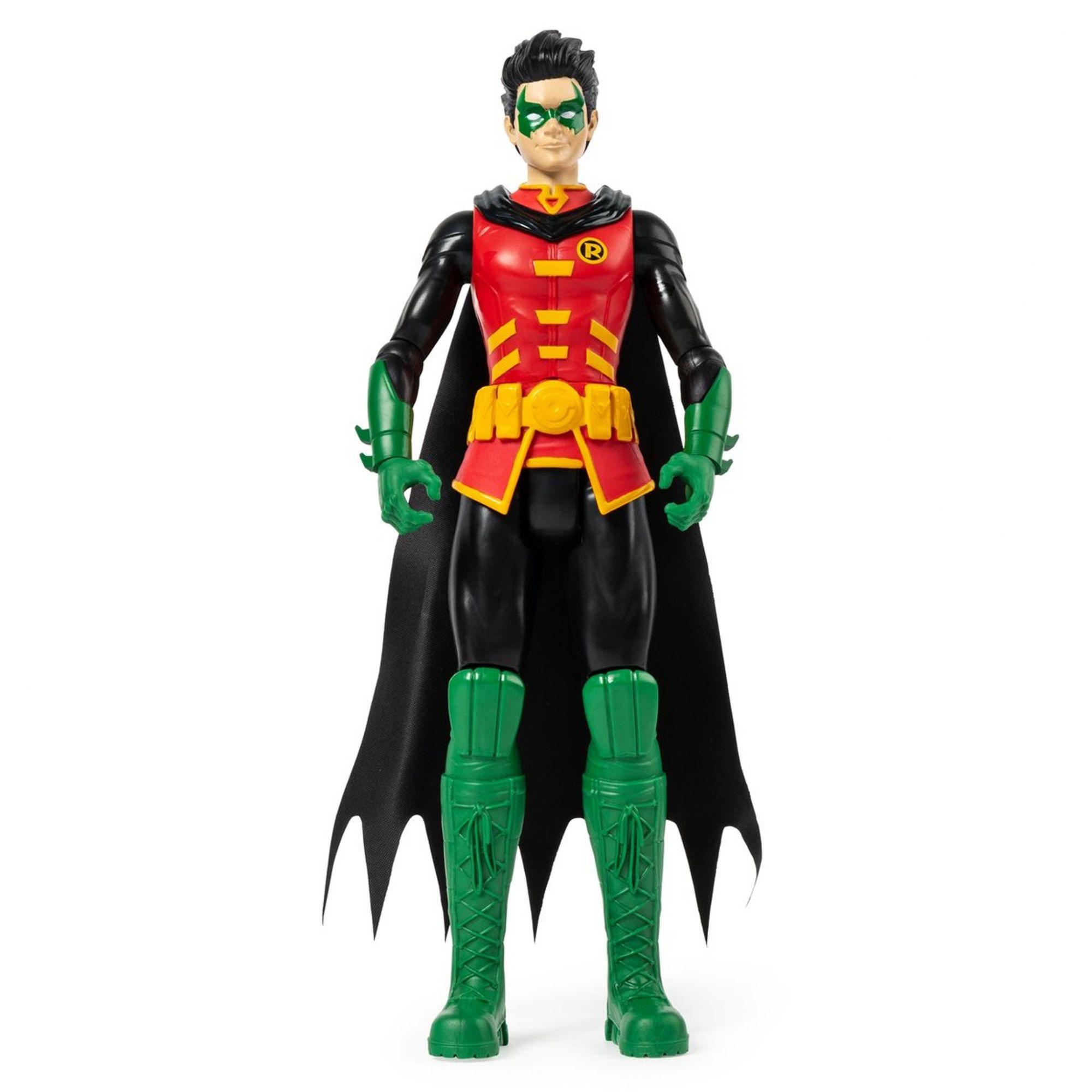 Boneco Robin Gotham City Dc Comics Series - Sunny 2180