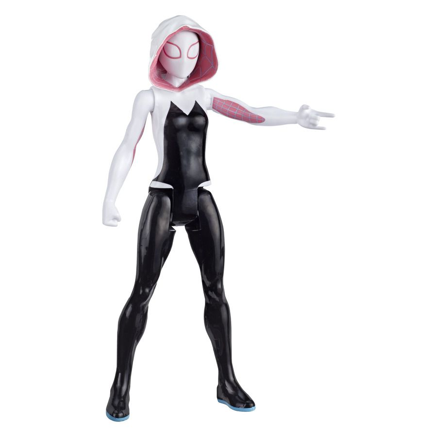 Boneco Spider-Gwen Marvel Series Blast Gear 27cm - Hasbro