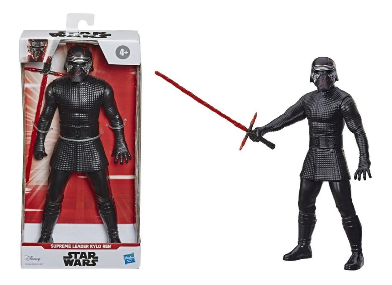 Boneco Star Wars Figura Olympus Kylo Ren - Hasbro E8063