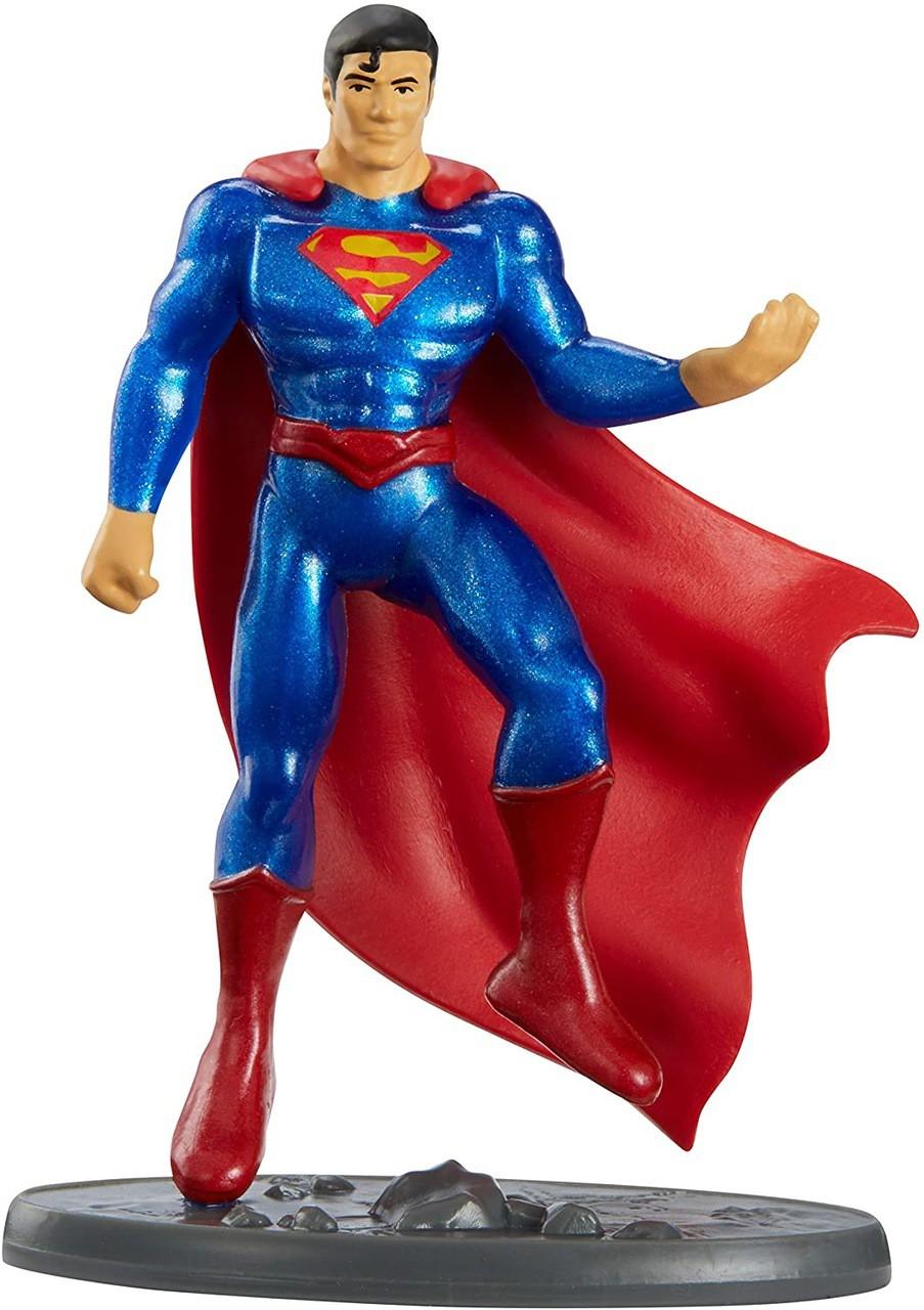 Boneco Superman Miniatura Liga Da Justiça - Mattel