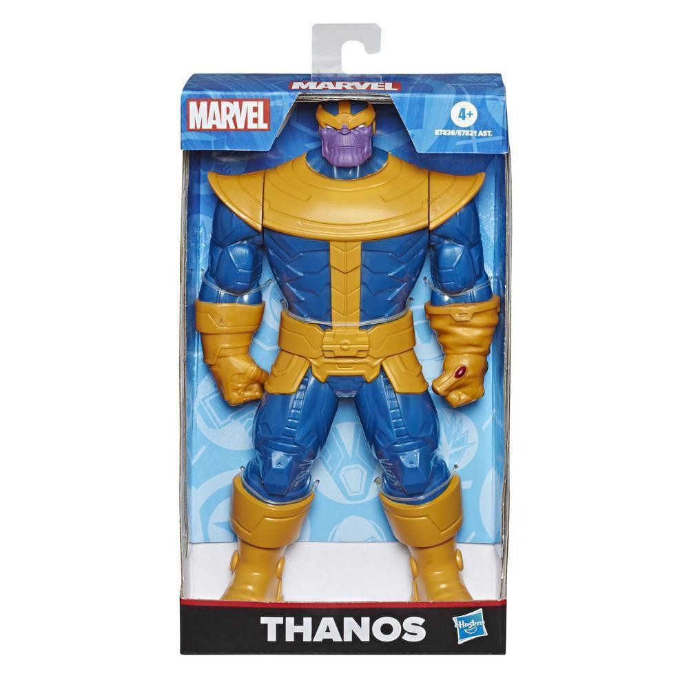 Boneco Thanos Marvel Vingadores Olympus 25 Cm Hasbro