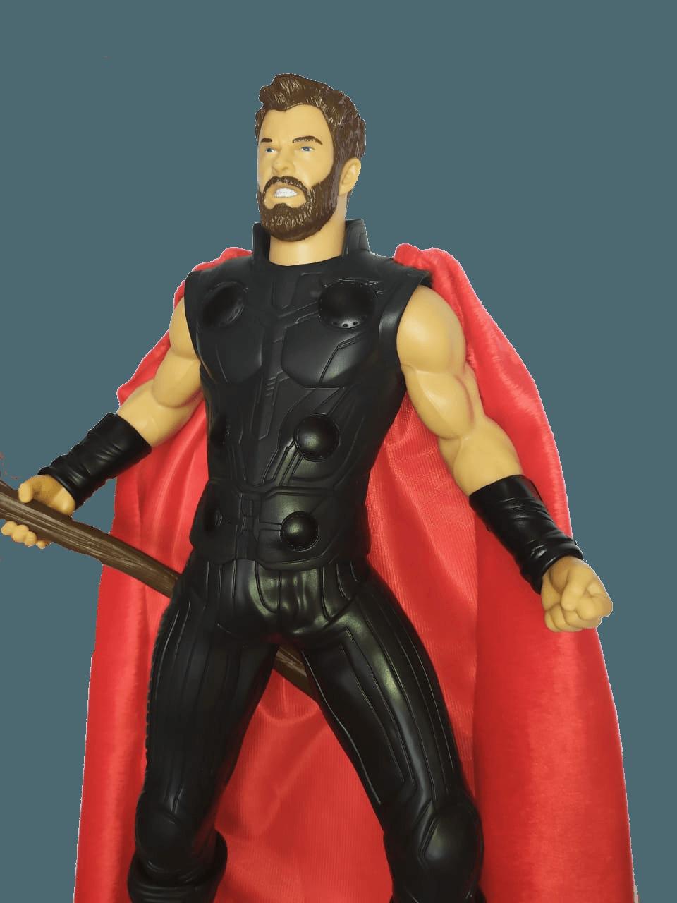 Boneco Thor Ultimato 50cm Articulado - Mimo