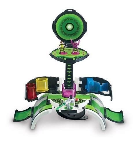 Brinquedo Ben 10 Playet Relogio Micro Mundo - Sunny 1797