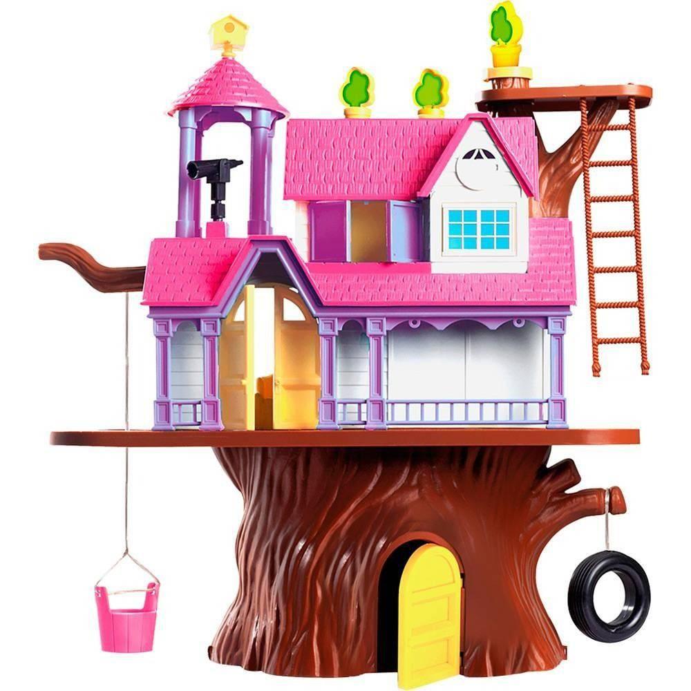 Brinquedo Casa na Árvore 3901 Home Play Xplast