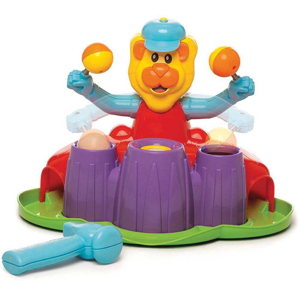 Brinquedo Educativo Bate Bate - Tateti