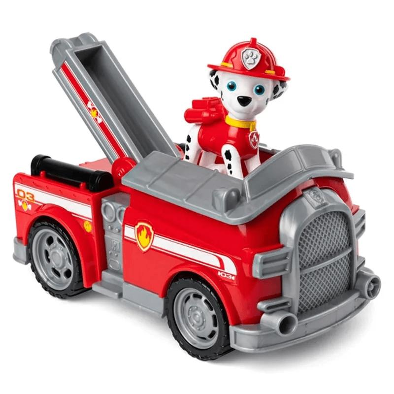 Brinquedo Figura e Veículo Patrulha Canina Marshall - Sunny