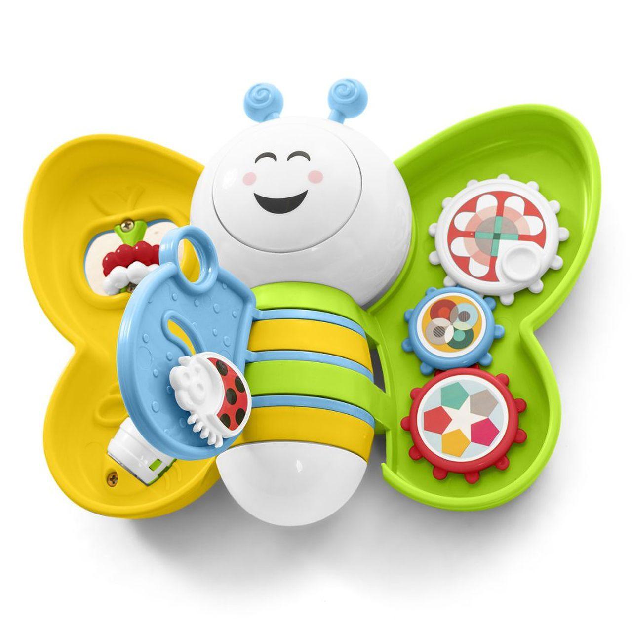 Brinquedo Infantil Babyleta Com Luz e Som - Tateti