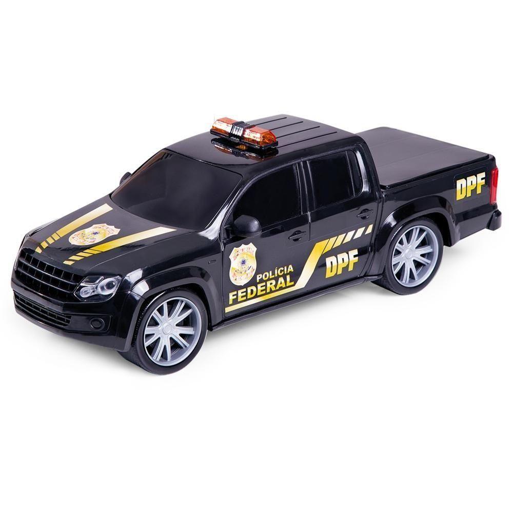 Brinquedo Infantil Força e Ação Federal - Poliplac 6556