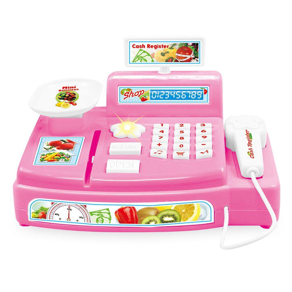Brinquedo Infantil Registradora Mini Feirinha - Polibrinq