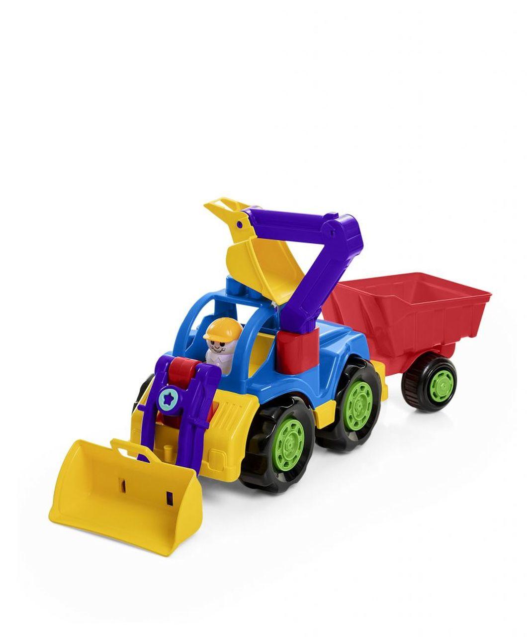 Brinquedo Infantil Rodadinhos Blocks Completo - Tateti