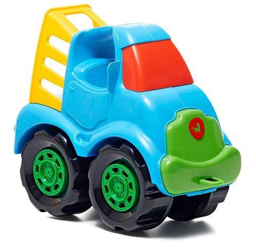 Brinquedo Infantil Rodadinhos Truck Cor Sortido - Tateti