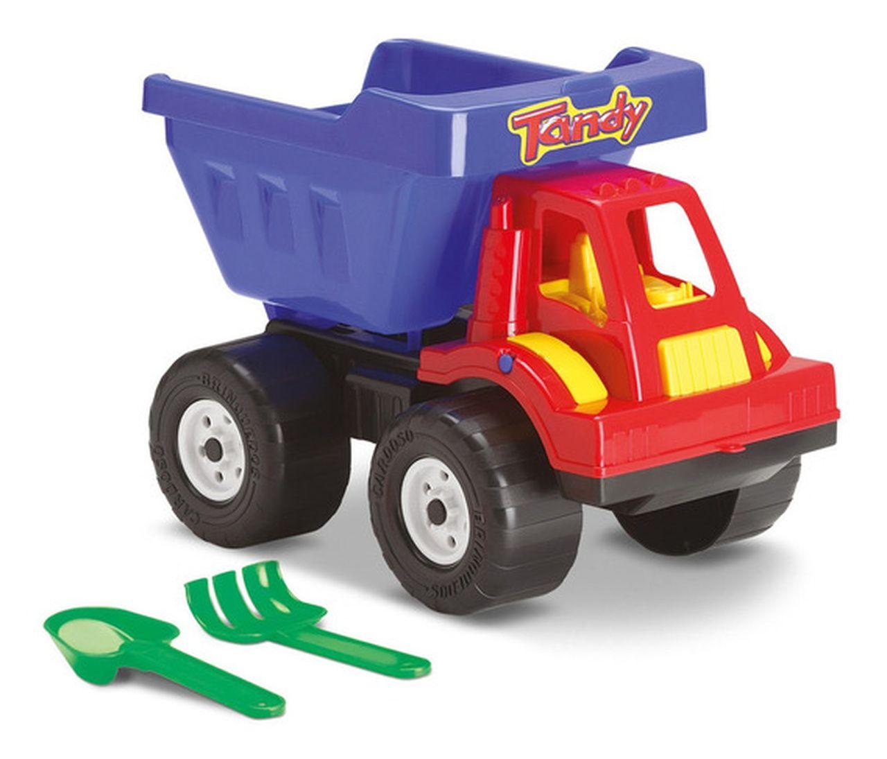 Brinquedo Infantil Tandy Caçamba - Cardoso 0071