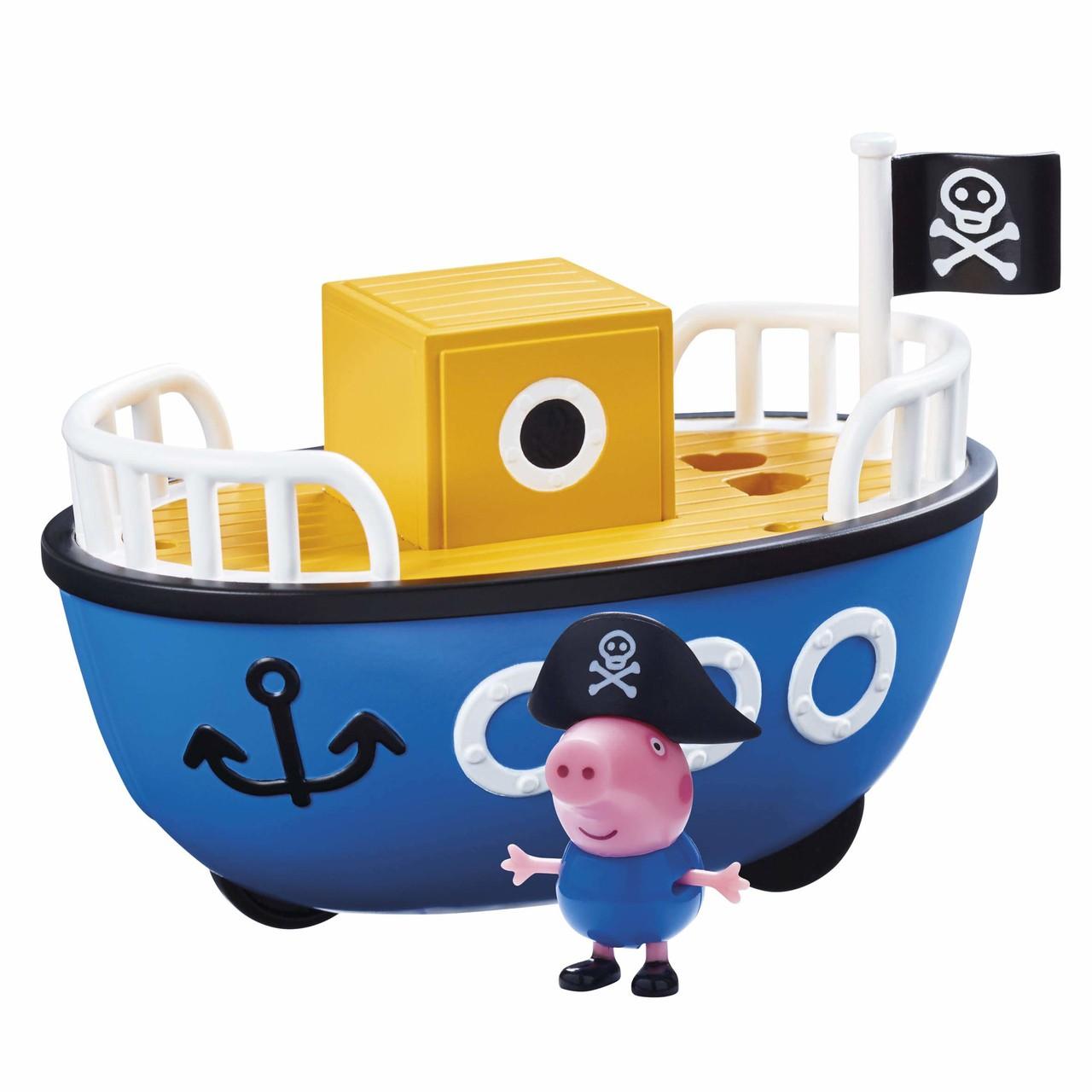 Brinquedo Infantil Veículos da Peppa Pig - Sunny 2307