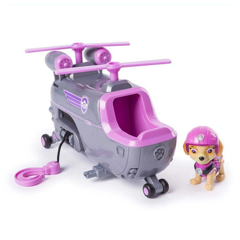 Brinquedo Patrulha Canina Skye Ultimate Resgate - Sunny 1391