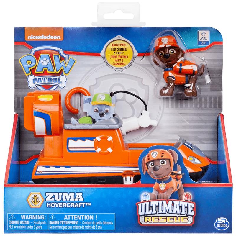 Brinquedo Patrulha Canina Zuma Ultimate Resgate - Sunny 1391