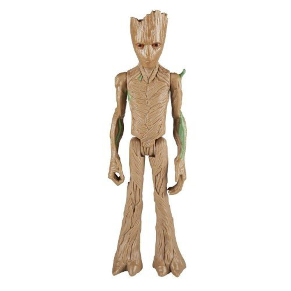 Brinquedo Power Fx Boneco Titan Hero Series 30cm Groot E2216