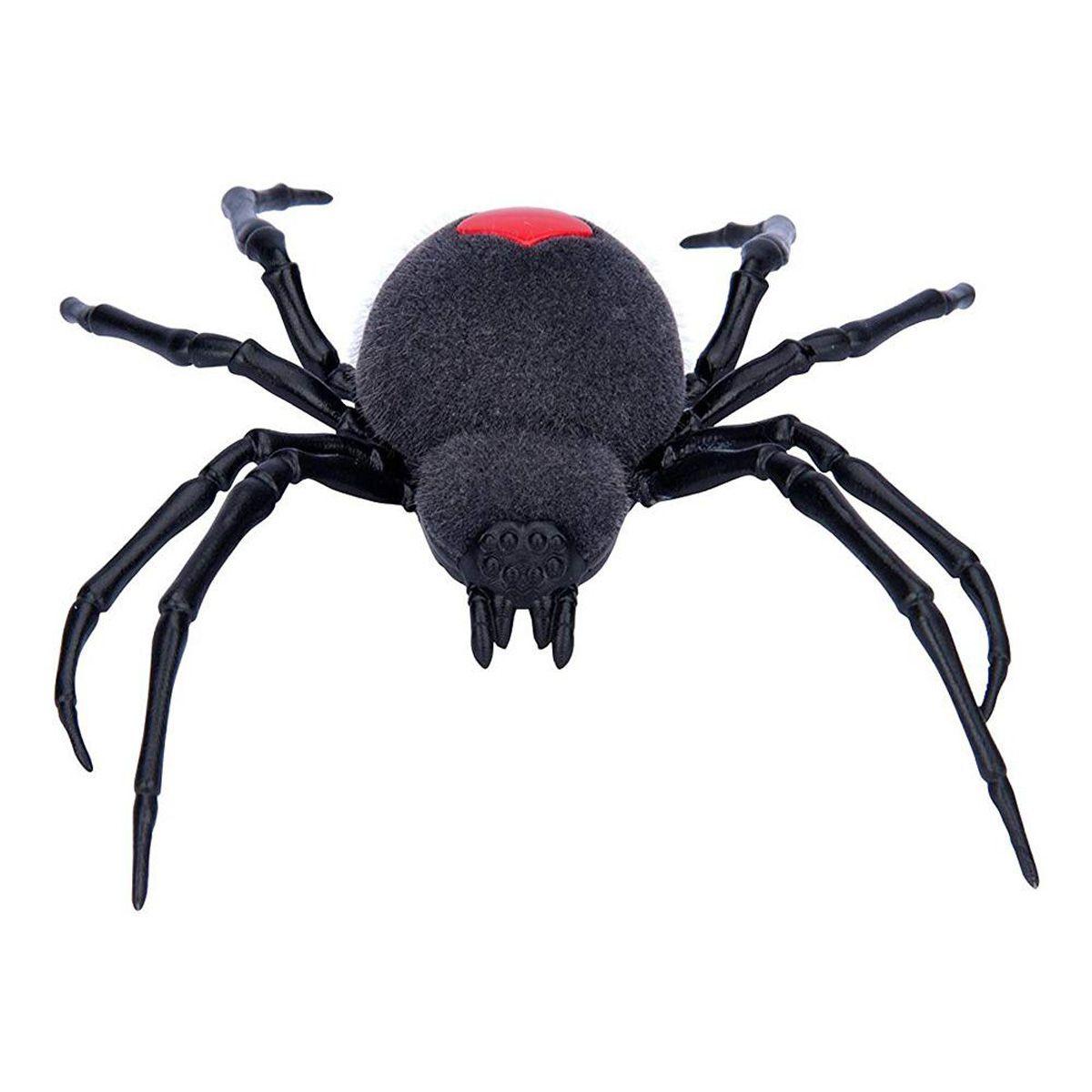 Brinquedo Robo Alive Aranha Viúva Negra Zuru 15cm - Candide