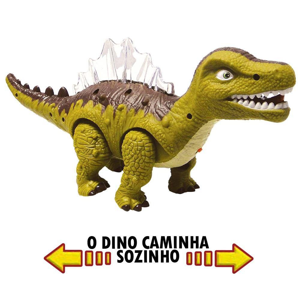 Brinquedos Animais Stegossauro - Polibrinq SD0017