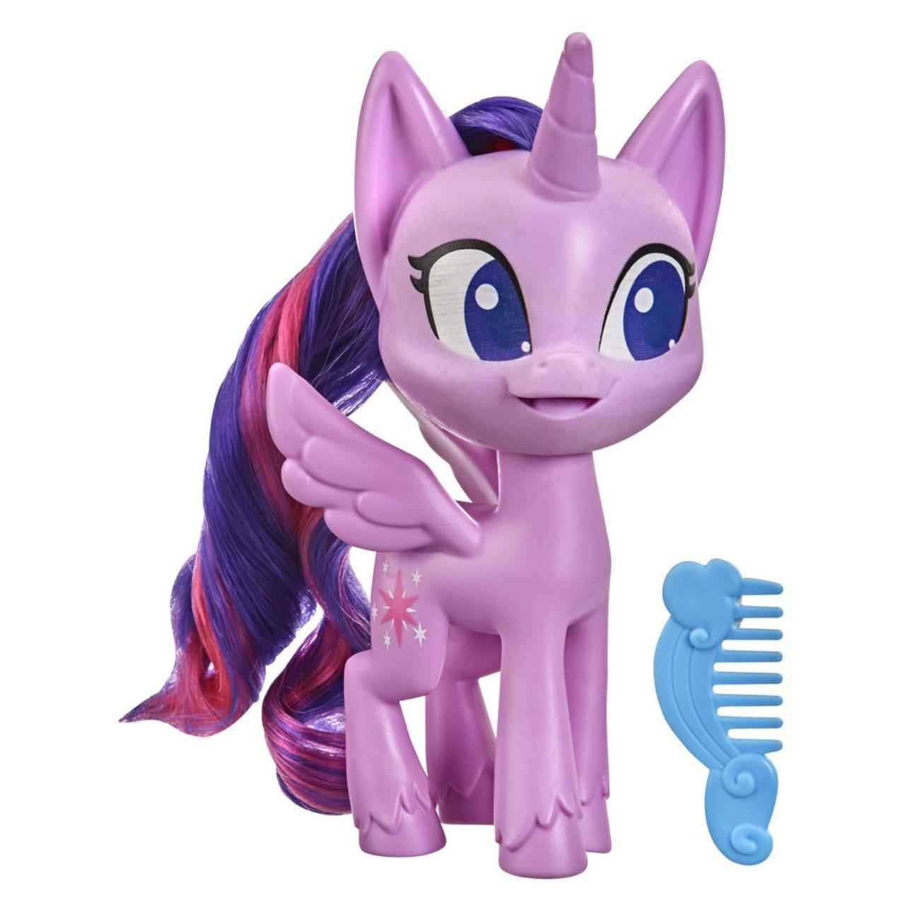Boneca My Little Pony Twilight Sparkle 15cm - Hasbro F0164