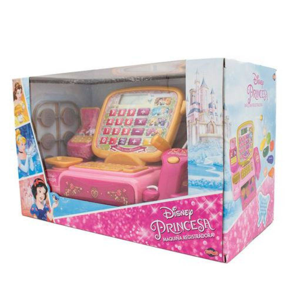 Caixa Registradora Princesas Toyng 29347