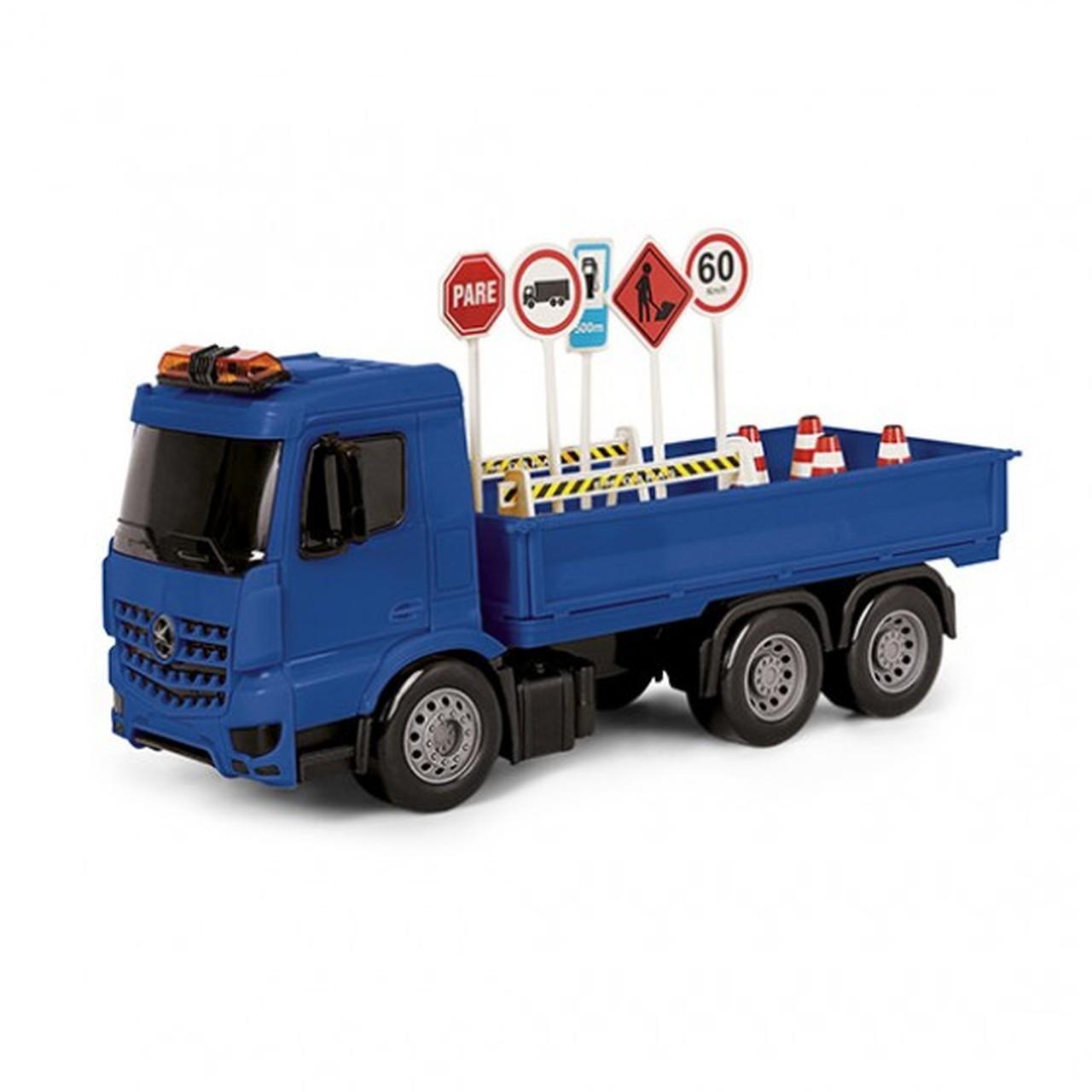 Caminhão Roda Livre Super Frota Engetraf - Poliplac 7232