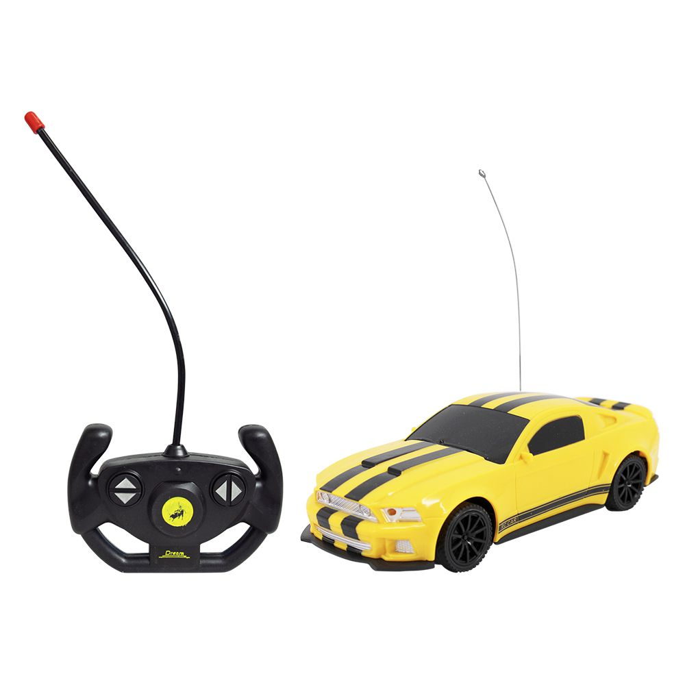 Carro Controle Remoto Sem Fio - DMToys 5055