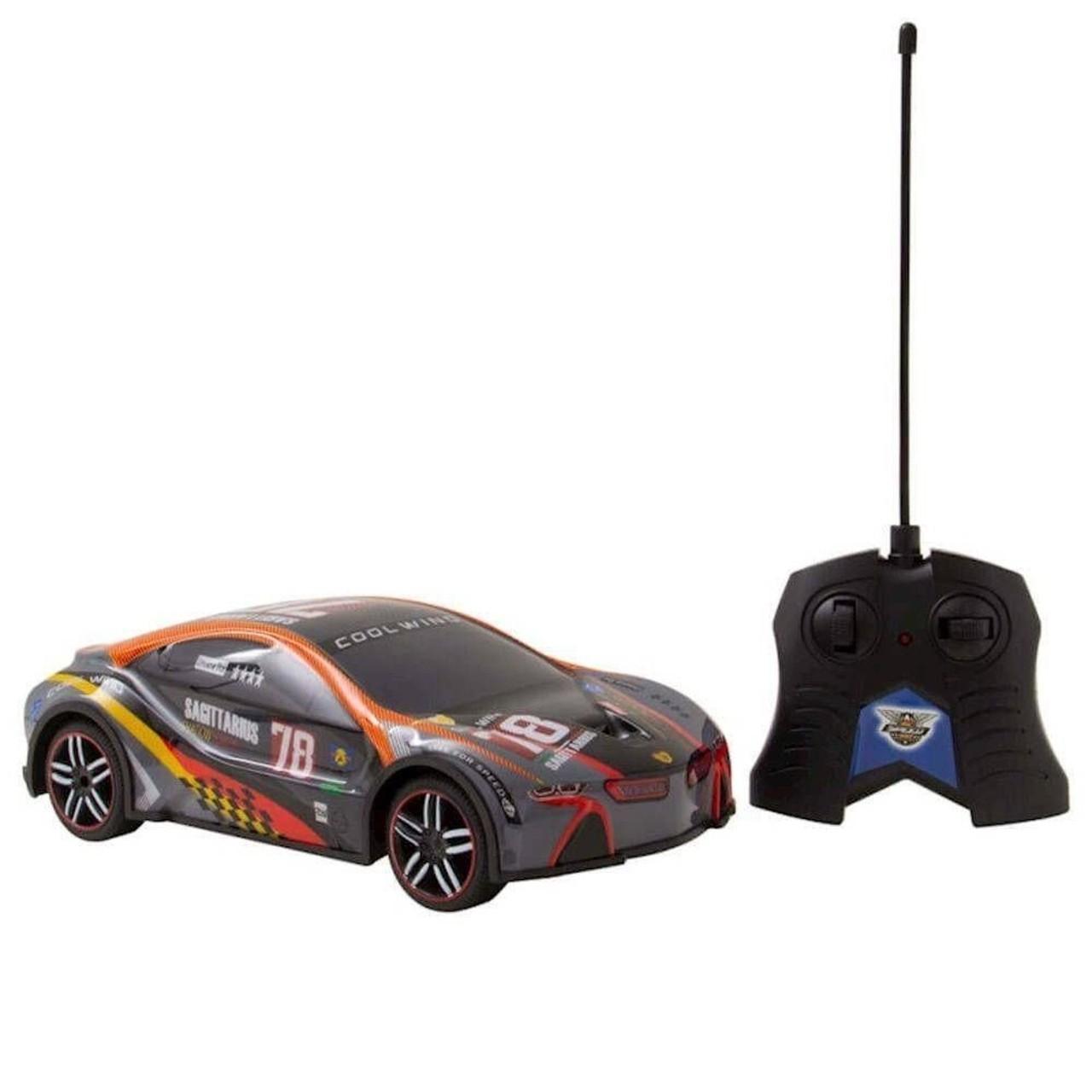 Carrinho Controle Remoto Recarregável Speed Car 30cm - Cks