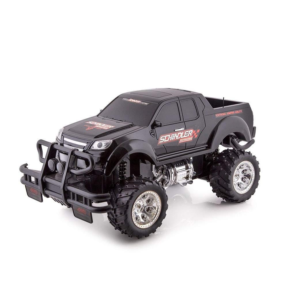 Carrinho de Controle Remoto Monster Truck - Polibrinq
