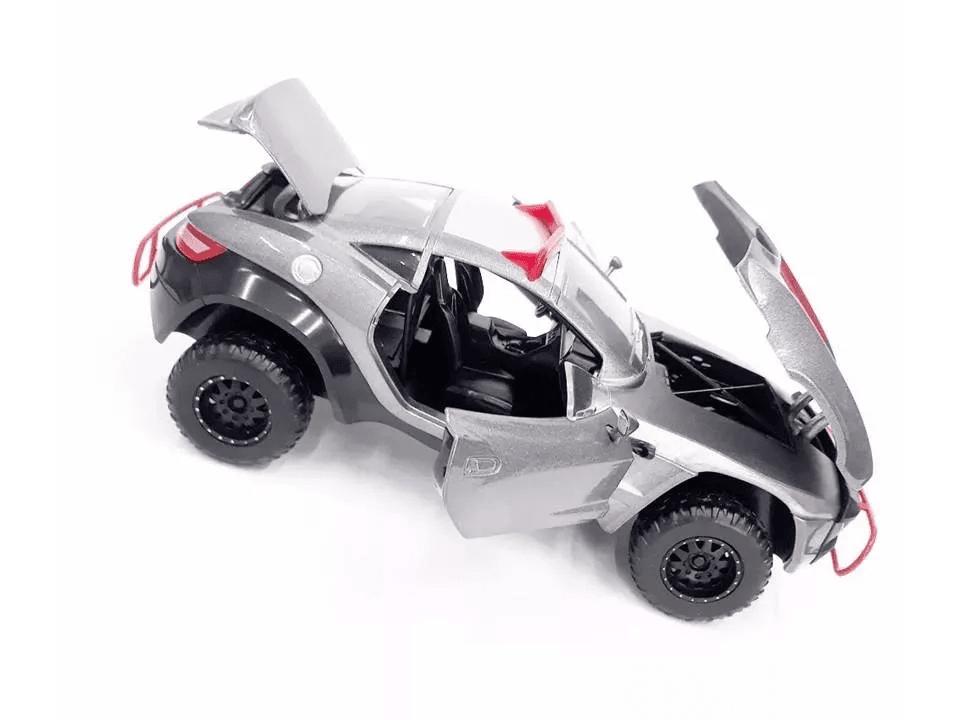 Carro Miniatura Velozes&Furiosos Letty Rally Fighter -Dtc