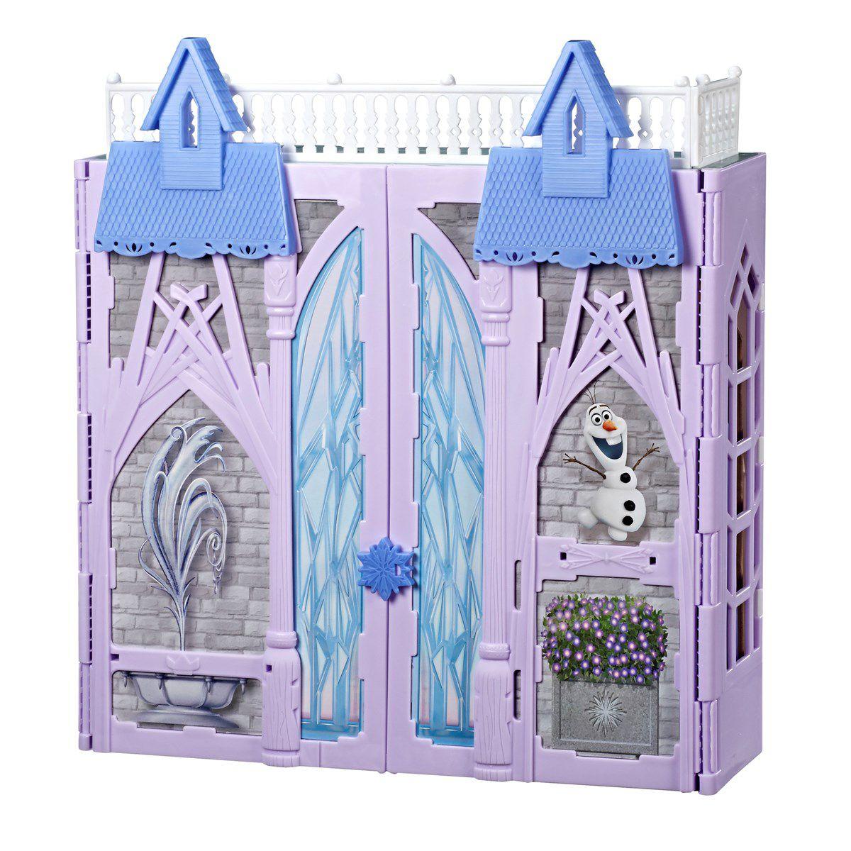 Castelo Frozen 2 De Arendelle Portátil - Hasbro E5511