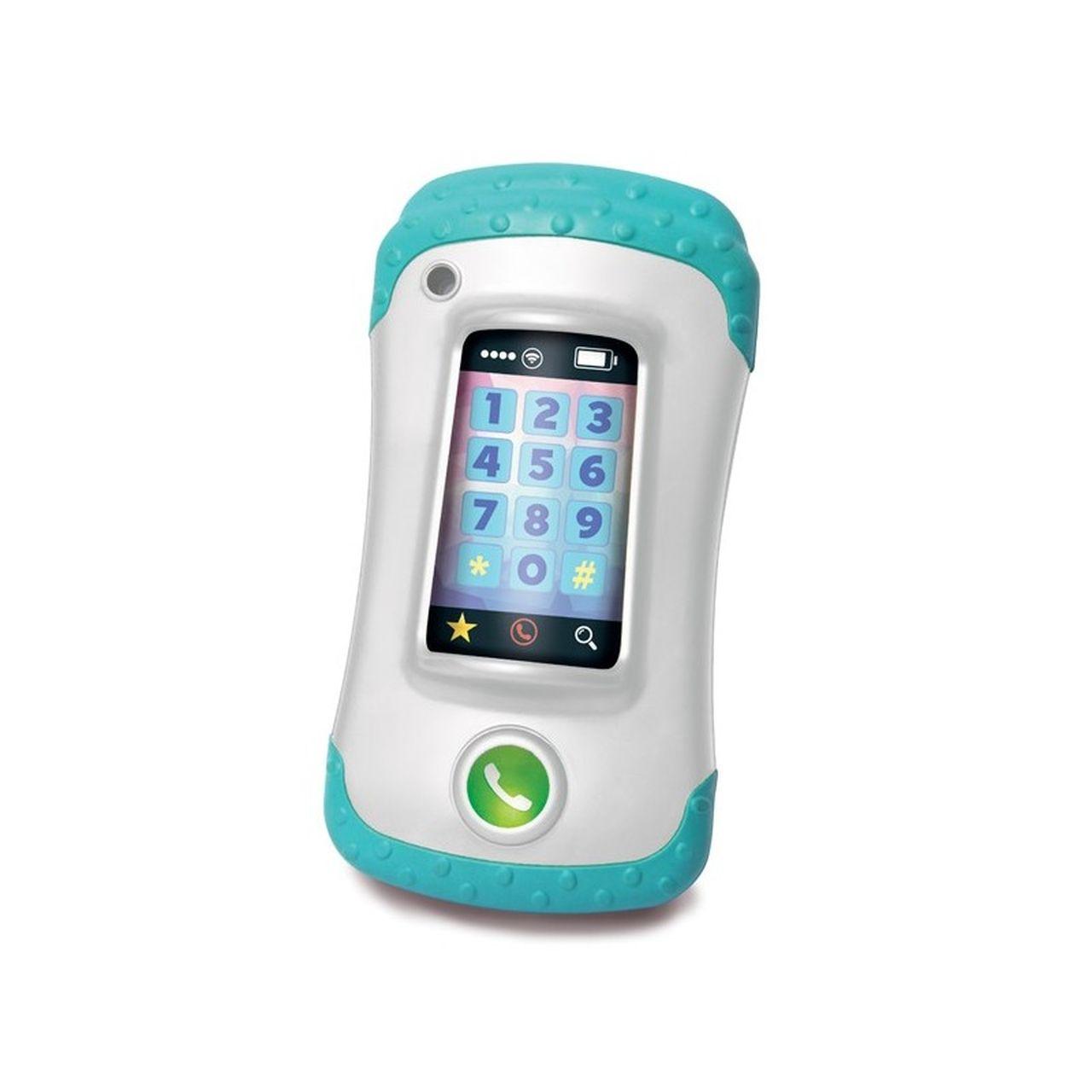 Celular Infantil Smartphone Sonoro - Elka 967