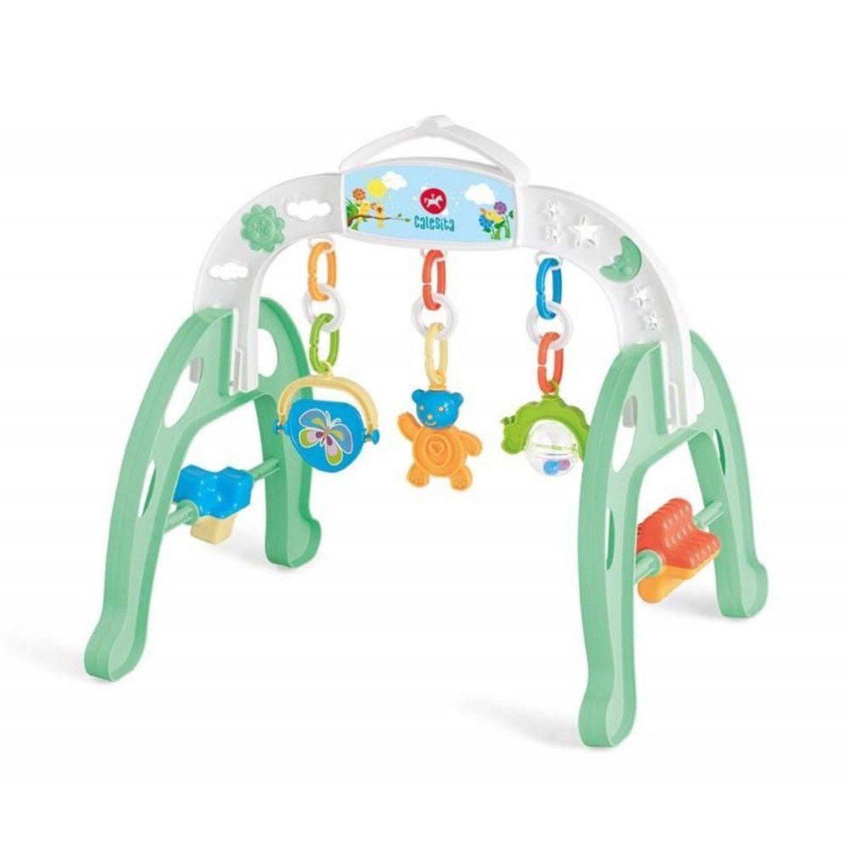 Centro De Atividades Baby Gym Calesita Verde - 901