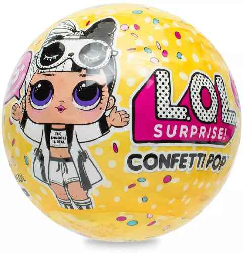 Lol Boneca Confetti Surprise Serie 3 Original - Candide