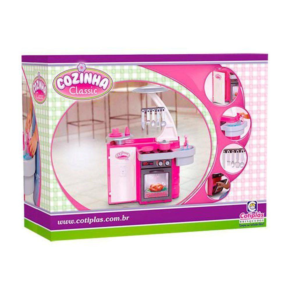 Cozinha Infantil  Brinquedo Classic - Cotiplás