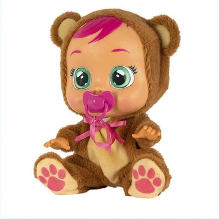 Cry Babies Boneca que Chora Bonnie - Multikids