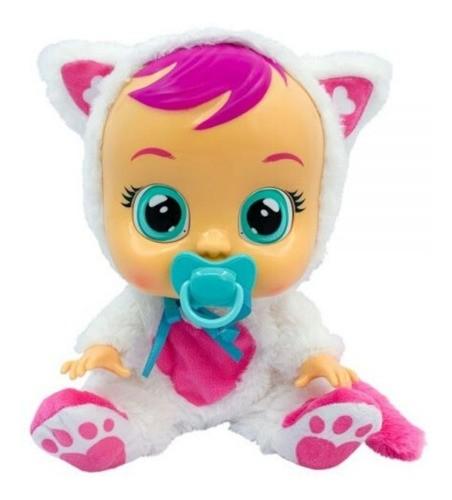 Cry Babies Boneca Que Chora Daisy - Multikids FULL