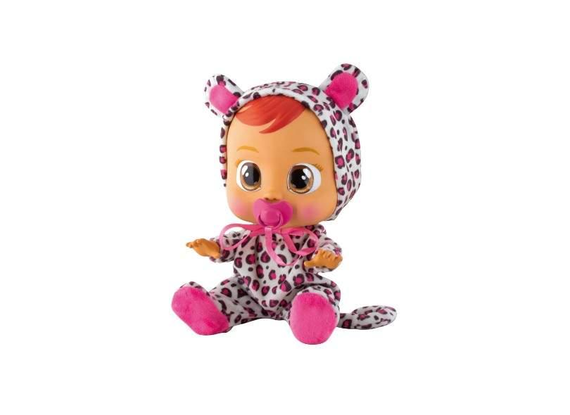 Cry Babies Boneca que Chora Lea - Multikids