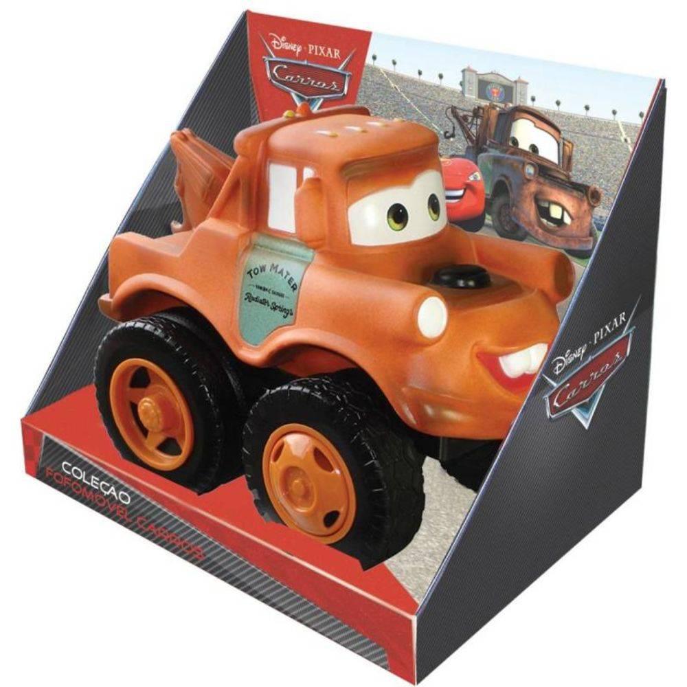 Fofomóvel Carros Tow Mater Laranja - Efeito Enferrujado - Lider