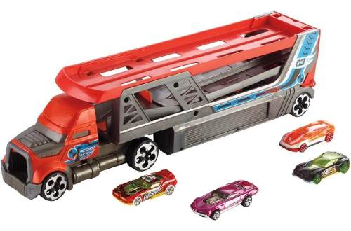 Hotwheels Caminhão Lançador Mattel Gjy50