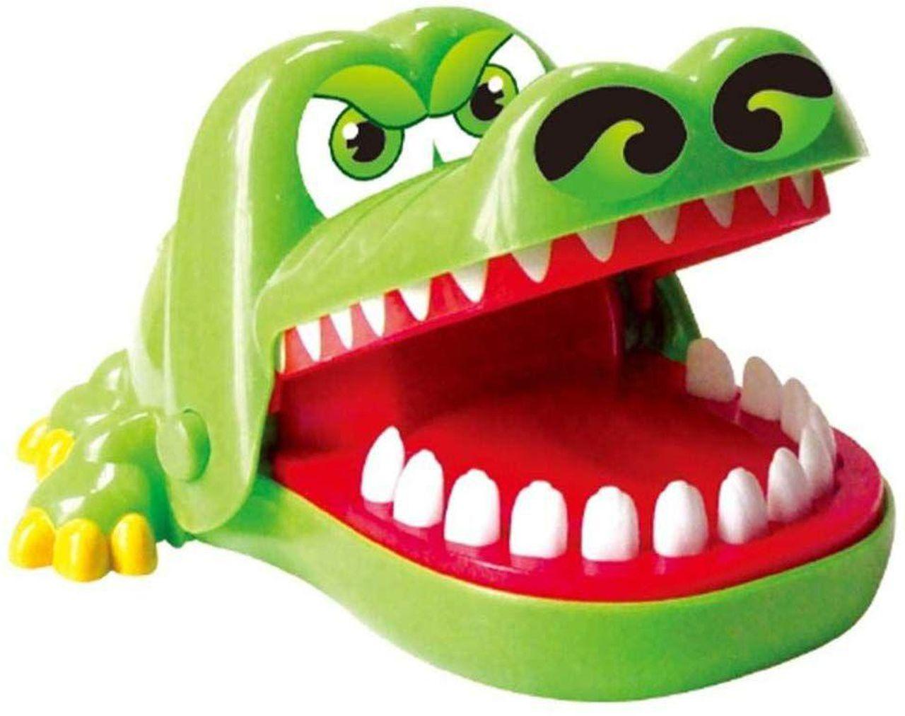 Jogo Crocodilo Morde O Dedo - Art Brink
