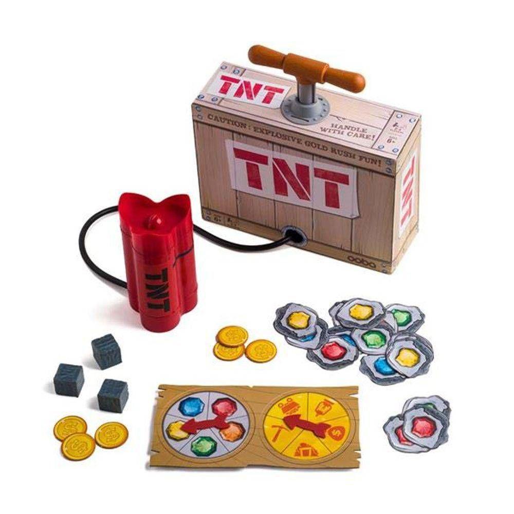 Jogo Infantil TNT - Multikids 2-4 Jogadores  + 6 anos