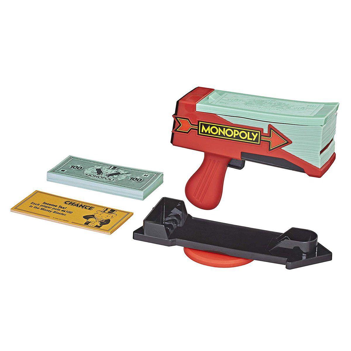 Jogo Monopoly Chuva de Dinheiro - Hasbro E3037