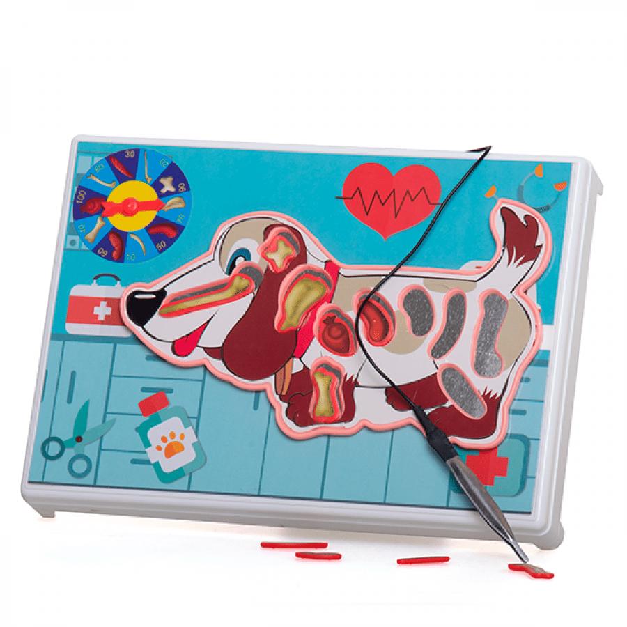 Jogo Opera-Cão Não Encoste no Cão - Dican