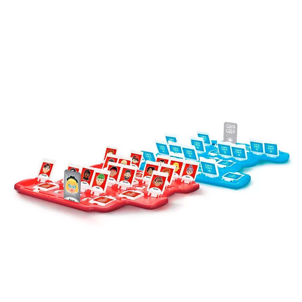 Jogo Tabuleiro Cara a Cara - Estrela Brinquedo EST-114