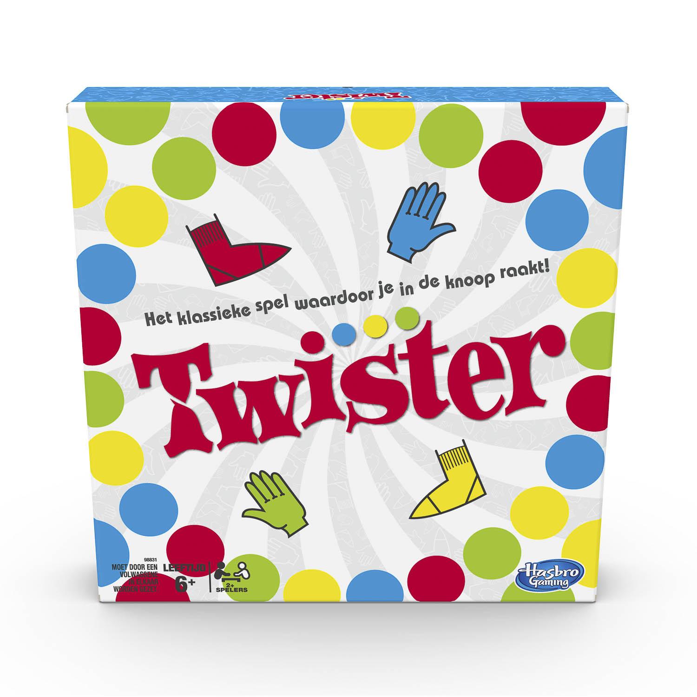 Jogo Twister Refresh Original - Hasbro 98831