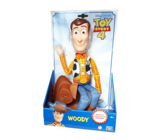 Kit Bonecos Woody e Betty Toy Story 4 - Toyng